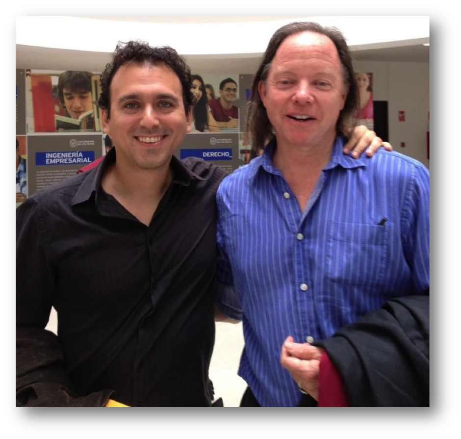 Geshe Michael Roach en Lima