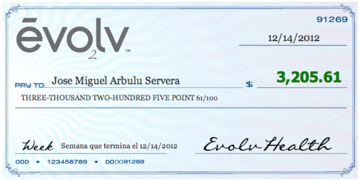 Evolv Health Jose Miguel Arbulu